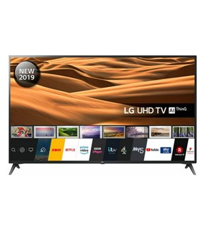 "Smart TV LG 60UM7100 60"" 4K Ultra HD LED WiFi Schwarz"