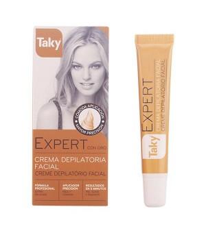 Enthaarungscreme für das Gesicht Expert Oro Taky (20 ml)