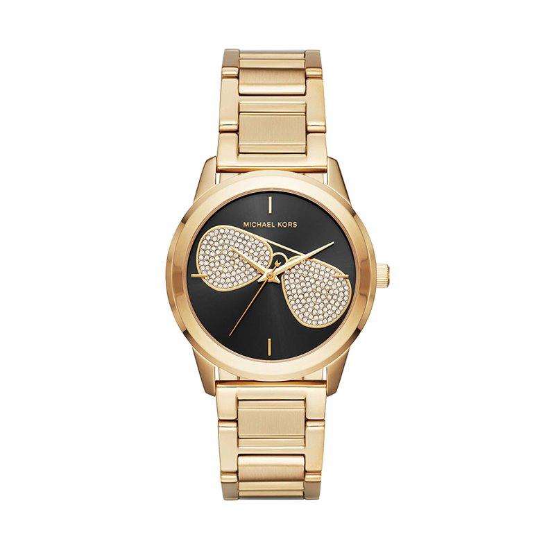 Michael Kors Damen Uhren Gelb - MK36