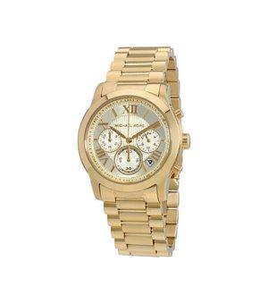 Michael Kors Damen Uhren Gelb - MK6274
