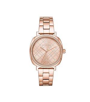 Michael Kors Damen Uhren Orange - MK3990