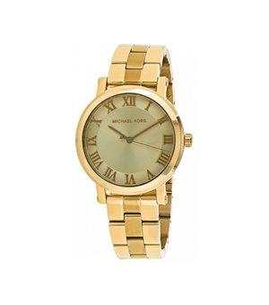 Michael Kors Damen Uhren Gelb - MK3560
