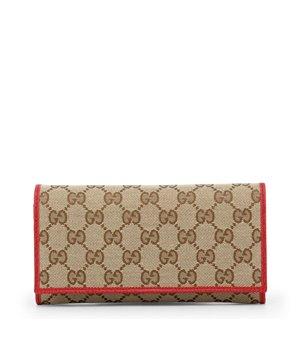 Gucci Damen Geldtaschen Braun - 346058_KY9LG