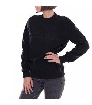 Napapijri Damen Sweatshirts Schwarz - TAME-WOM_N0YHZ
