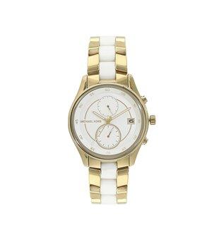 Michael Kors Damen Uhren Gelb - MK6466