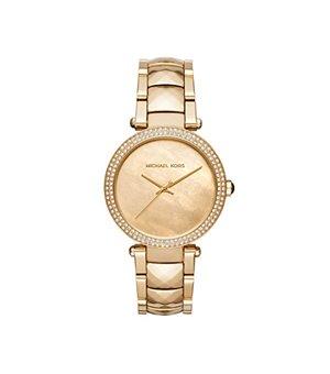 Michael Kors Damen Uhren Gelb - MK642