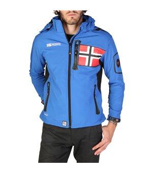 Geographical Norway Herren Jacken Blau - Renade_man