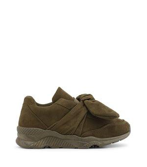 Xti Damen Sneakers Grün - 47563