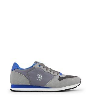 U.S. Polo Assn. Herren Sneakers Grau - WILYS4181W7_YT1