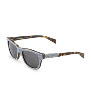 Diesel Unisex Sonnenbrillen Blau - DL0111