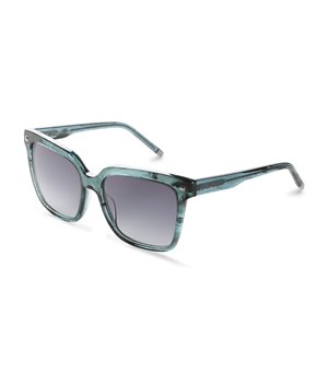 Calvin Klein Damen Sonnenbrillen Grün - CK4323S