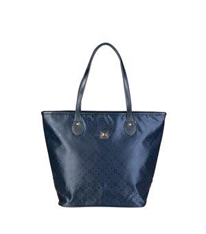 Laura Biagiotti Damen Shopper Blau - LB17W101-26