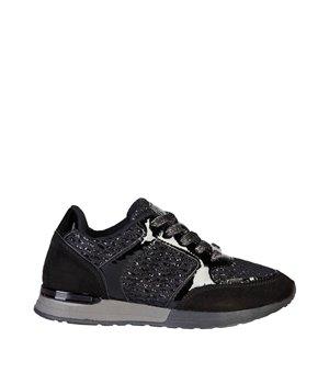 Laura Biagiotti Damen Sneakers Schwarz - 2053