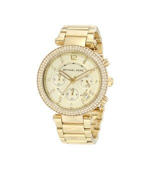 Michael Kors Damen Uhren Gelb - MK53