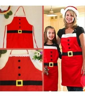 Weihnachtsmannschürze