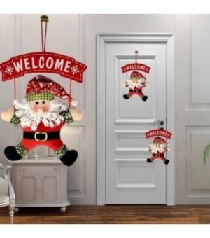 Weihnachtsmann Tür Anhänger...