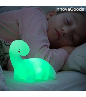LED-Dinosaurierlampe, vielfarbig Lightosaurus InnovaGoods