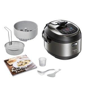 Küchenmaschine Autocook BOSCH MUC88B68ES 1200W Schwarz Edelstahl
