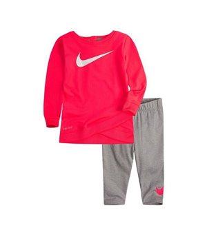 Trainingsanzug für Babys Nike 669S-042 Rosa