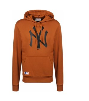 Herren Sweater mit Kapuze Ny New Era MLB SEASONAL TEAM Orange
