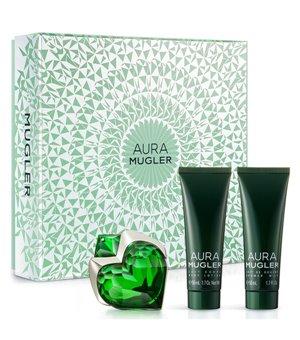 Set mit Damenparfum Aura Thierry Mugler EDP (3 pcs)