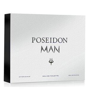 Set mit Herrenparfum Poseidon Poseidon EDT (3 pcs)