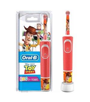 Elektrische Zahnbürste Oral-B Toy Story Rot