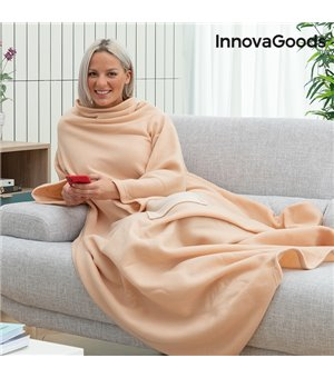 Individuelle Ärmeldecke mit Tasche Faboulazy InnovaGoods