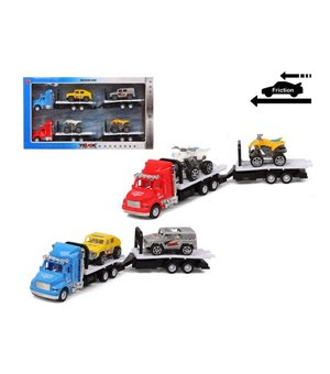 Autotransporter und Nutzfahrzeuge 119268 (2Er pack)