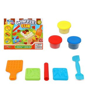 Knetspiel Waffle Fun 117493