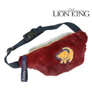 Gürteltasche The Lion King 72782 Burgunderrot