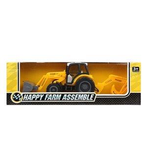 Bagger Happy Farm Gelb 111323