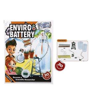 Pädagogisches Spielzeug Enviro Battery 117806