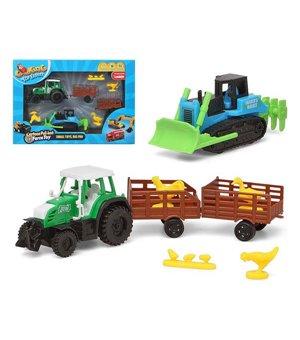 Spielset Fahrzeuge Farm 119435