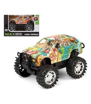 Auto 4x4 Big Wheel 119862