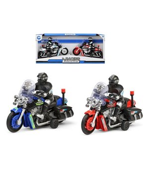 Fahrzeuge-Set Racing 112596 Motorrad (2 Uds)