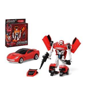 Roboter-Auto Warrior 111812