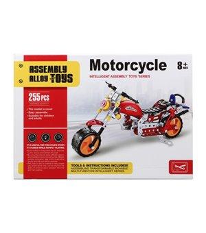 Konstruktionsspiel Motorcycle 117530 (255 pcs)