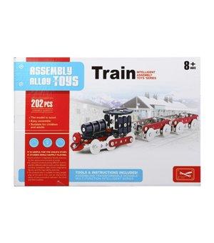 Konstruktionsspiel 117561 Eisenbahn (202 Pcs)