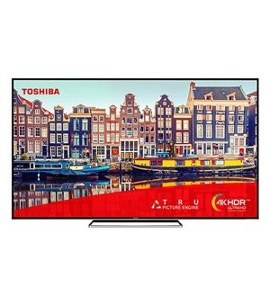 "Smart TV Toshiba 75VL5A63DG 75"" 4K Ultra HD HDR WIFI Schwarz"