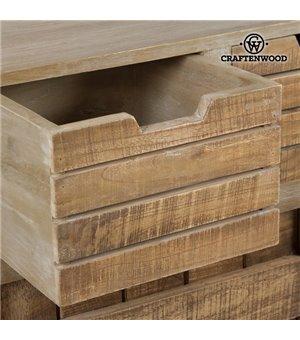 Kommode Holz (100 x 35 x...