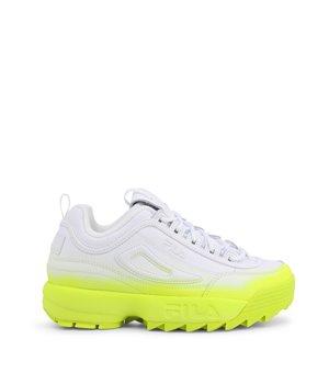 Fila Damen Sneakers Weiß - DISRUPTOR-2-BRIGHTS-FADE_692