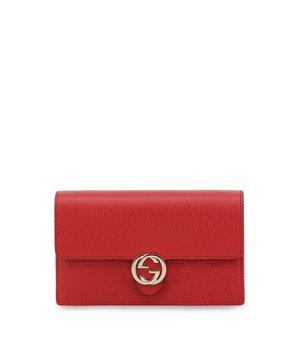 Gucci Damen Umhängetaschen Rot - 510314_CA00G