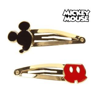 Haarschmuck Mickey Mouse 75308 (2 pcs)