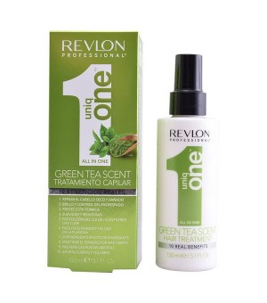 Schützende Haarpflege-Kur Uniq One Green Tea Revlon (150 ml)