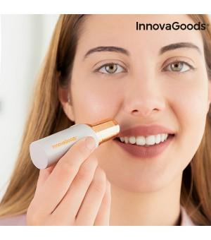 InnovaGoods Schmerzfreier Gesichtsepilierer mit LED Licht
