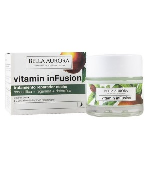 Anti-Falten-Behandlung Vitamin Infusion Bella Aurora (50 ml)