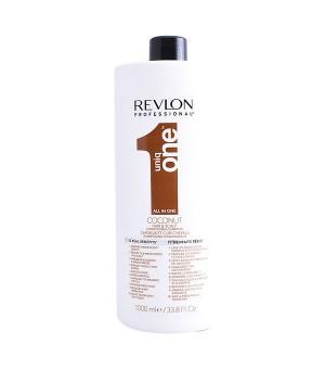 Feuchtigkeitsspendendes Shampoo Uniq One Coconut Revlon (1000 ml)