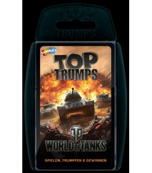 Top Trumps World of Tanks