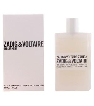 Damenparfum This Is Her! Zadig & Voltaire EDP